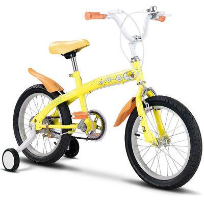 """12"""" Kids Bicycle Bike Outdoor Sports With Training Wheels Be"""