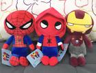 3 Styles Disney Marvel Spider-Man Homecoming Iron Man Soft P