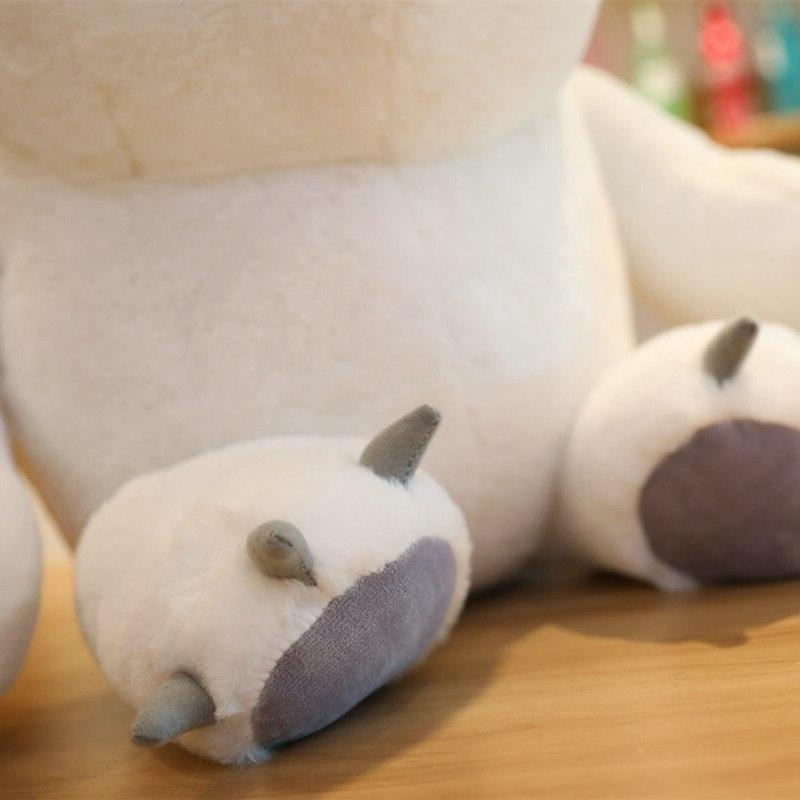 35-90cm Movie Abominable Plush for Doll Pillow Cushion Stuffed Gift