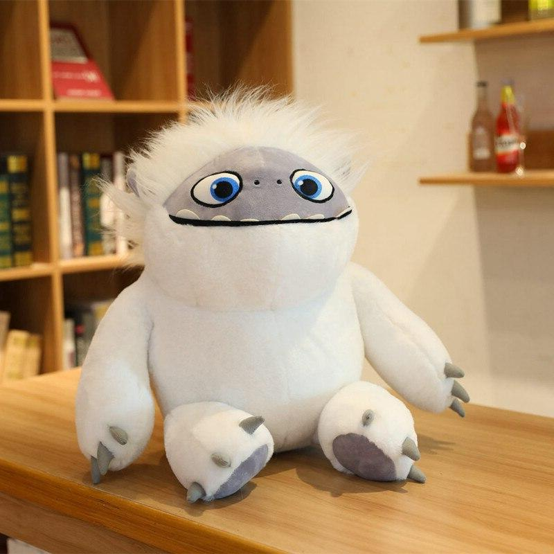 35-90cm Big Size Abominable Plush Toys for Children Pillow Cushion Gift <font><b>Kids</b></font>