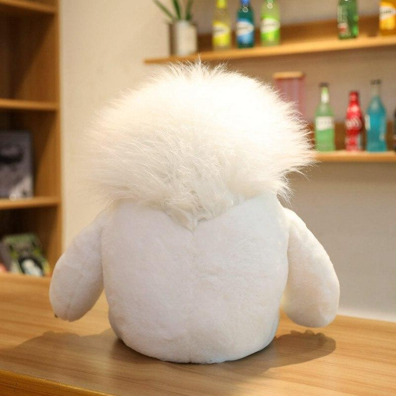 35-90cm Big Movie Abominable Snowman for Children Doll Cushion Soft Stuffed Gift for