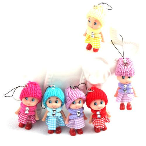 5 Soft Interactive Toy Doll Girls Cute