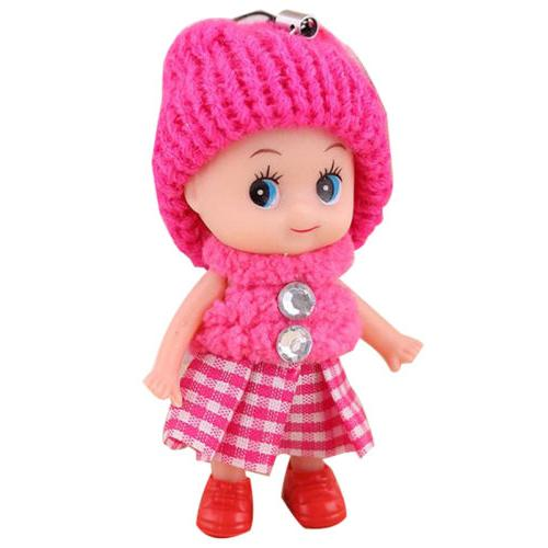 5 Kids Toys Soft Dolls Toy Mini For Girls Cute