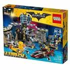 LEGO 70909 Batman Movie Batcave Break-in 9 Figs Brand New Fa