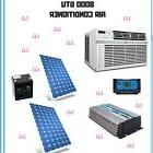 8000 BTU Solar Powered Air Condition Unit