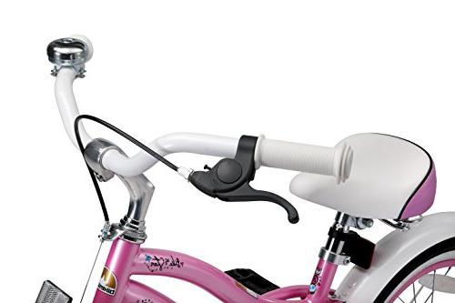 BIKESTAR Sport with sidestand and accessories for age old | Inch girls |