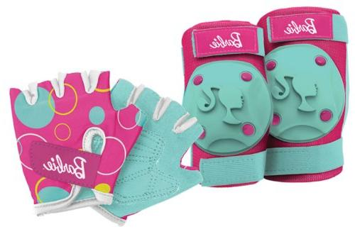 Bell 7016545 Barbie My Fab Bike Pads/Gloves