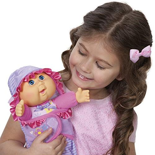 Cabbage Newborn Baby Doll Girl - Comes Blanket Birth