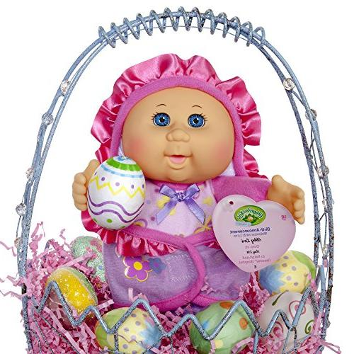 Cabbage Patch Newborn Baby Doll - Blanket and Adoption Birth