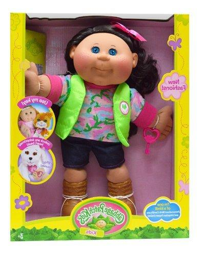 Cabbage Patch Inch Doll - Brunette