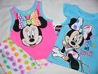 DISNEY BABY GIRL 3PC MINNIE MOUSE TOPS SHORTS SET 12M CLOTHE