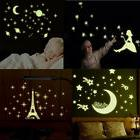 Baby Kids' room Luminous Wall Sticker Home Decor Glow In The