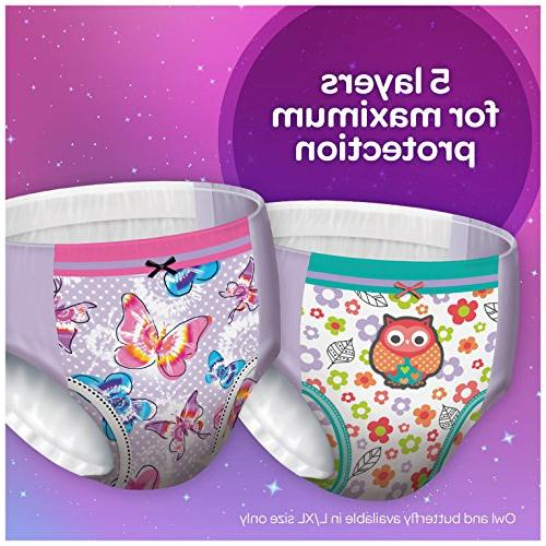 GoodNites Bedtime Bedwetting Underwear for Ct.