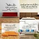 Bible Verse Vinyl Wall Decals Bible Stickers Removable Scrip