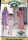 cabbage patch kids doll nightgown girls size