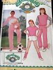 Cabbage Patch Kids shorts workout wear girls youth sz 7 8 10