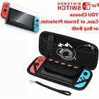 Case For Nintendo Switch EVA Hard Protective Carrying Bag Sc