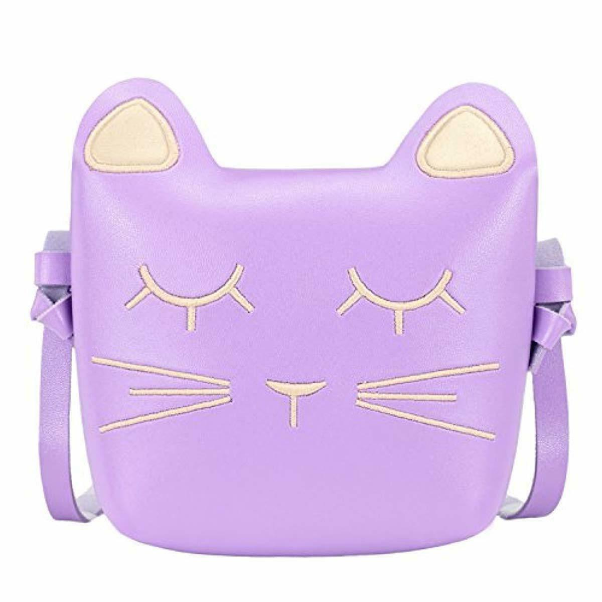 cat purse for little girls toddlers crossbody