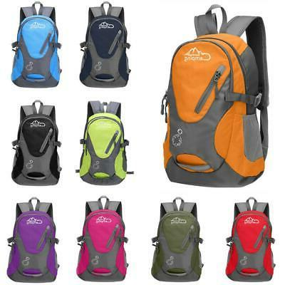 Children Boys Girls Waterproof Outdoor Backpack Bookbag Scho