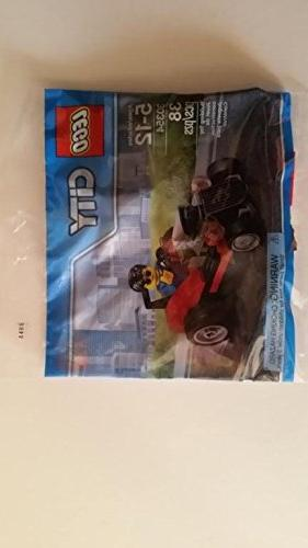 LEGO CITY 30354 City Hot Rod 2017 New