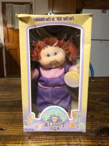 COLECO rare Cabbage Patch KID, Eye Girl