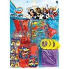 Dc Super Hero Girls Party Favor Mega Mix Pack Of 48 For 8 Ch