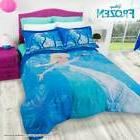 Disney Frozen Elsa Snow Queen Comforter Shams Set New Girls