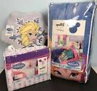 Disney Frozen Reversible Full/Queen Comforter 4-pc Sheet Set