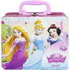 DISNEY PRINCESS* For Kids COLLECTIBLE/TIN LUNCHBOX CASE 15""