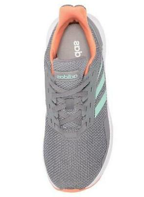 Adidas Shoes Gray Running Sneakers Girls Youth BB7063