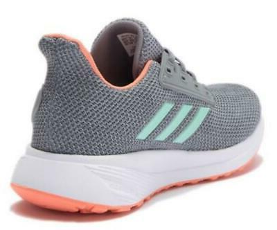 Adidas 9 Shoes Gray Running Sneakers Girls