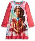 Elena of Avalor Girls Nightgown Pajamas  21EA031GDL