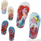 PRIMARK GIRLS BOYS BEACH POOL SANDALS FLIP FLOPS DISNEY / MA