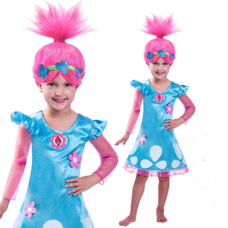 For Poppy Costumes Halloween Party