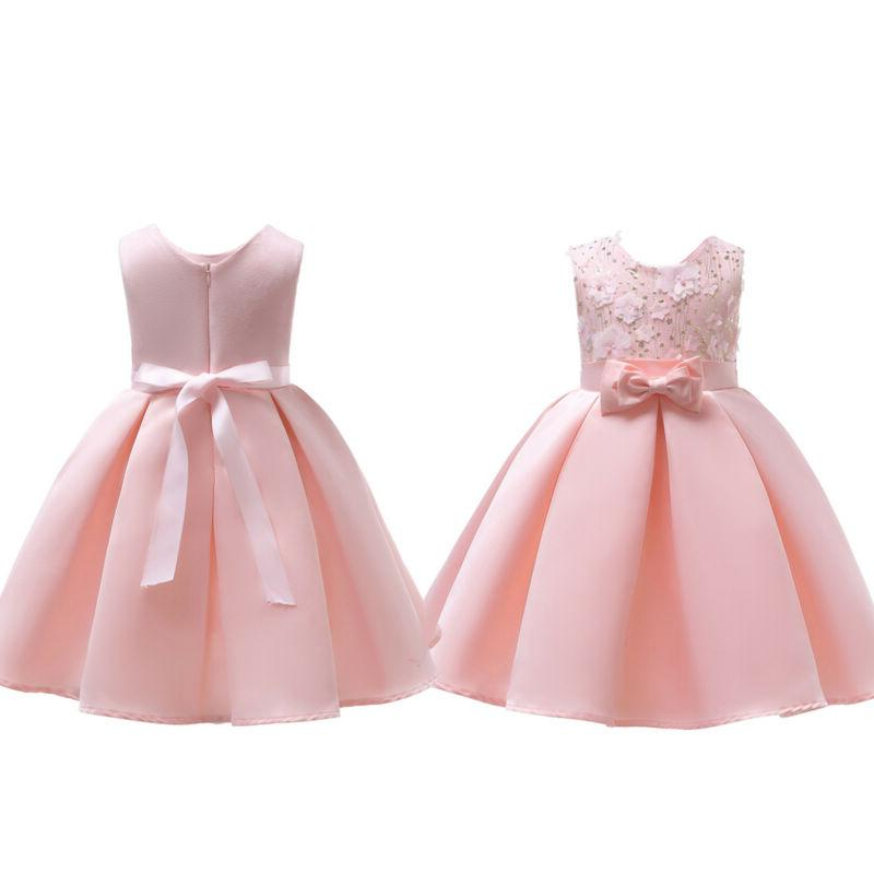 Kid Baby Dress Ball Gown Dresses US