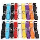 Kids Boy Girls Polyester Elastic Baseball ball Belt Adjustab