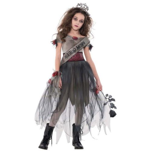 Amscan Kids Child Prom Corpse Zombie Costume