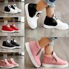 Kids Girls Fashion Casual PU Leather Sports Sneakers Shoes Z