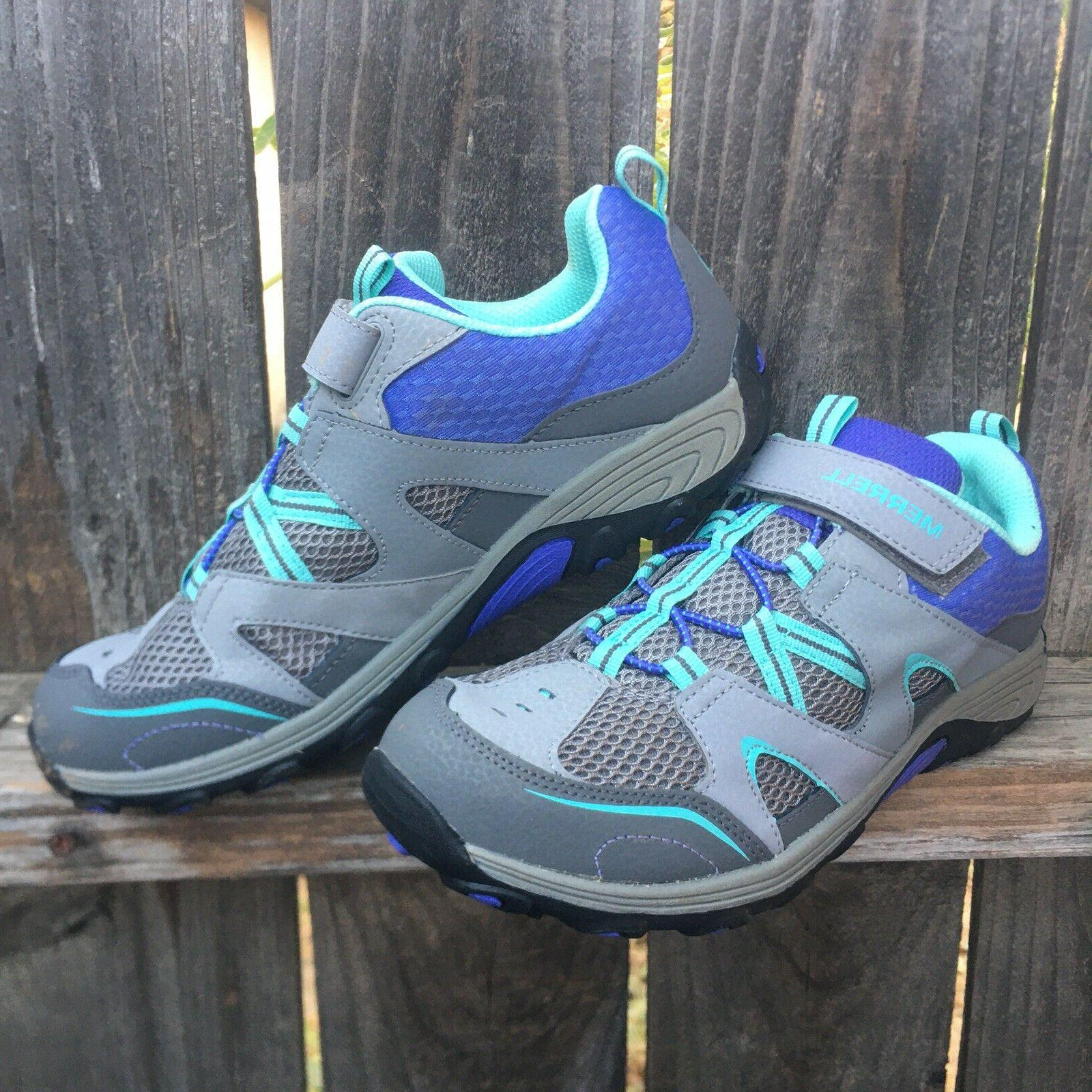 kids girls hiking shoes trail chaser