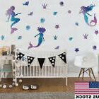kids girls room cartoon wall stickers art