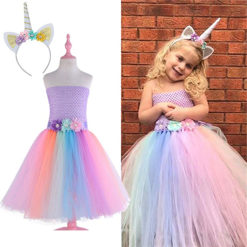 Kids Fancy Dress Christmas Outfits Party
