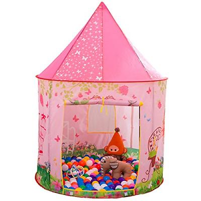 Anyshock Kids Large Tent, Princess Castle Play Tent Girls Po