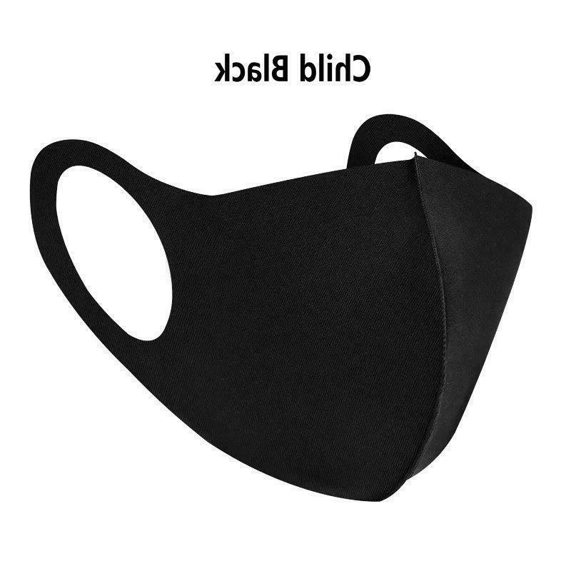 KIDS Solid | Masks Face Coverings Girls Reusable Child