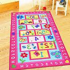 Kids Play Rug Children Road Room Mat Girls Boys Area Educati