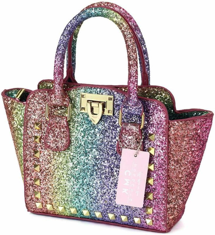 Purse for Toddlers Rainbow Crossbody
