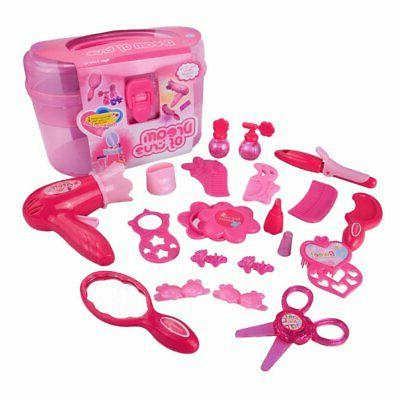 kids simulation toy cosmetic box for girls