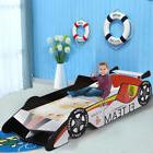 Kids Toddler Bed Race Car Children Bedroom Fun Play Boys and
