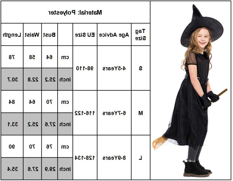 Girls Party Costume