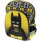 Lego Batman 3D Molded 16 inch Backpack with Printed Straps &