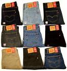 Levis 505 Jeans New Mens Regular Fit Straight Leg 29 30 31 3